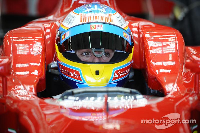 2010. Fernando Alonso, Ferrari