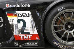 #2 Vitaphone Racing Team Maserati MC12