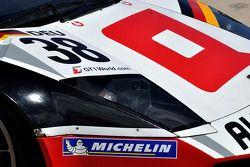 La #38 All-Inkl.com Münnich Motorsport Lamborghini Murcielago R