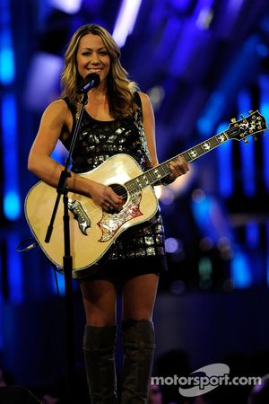 Singer Colbie Caillat performs