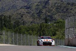 #3 Swiss Racing Team Nissan GT-R: Karl Wendlinger, Henri Moser