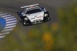#34 Triple H Team Hegersport Maserati MC12: Nico Verdonck, Alessenro Pier Guidi
