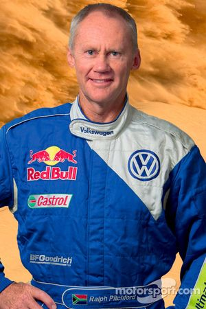 Volkswagen Motorsport: corijder Ralph Pitchford