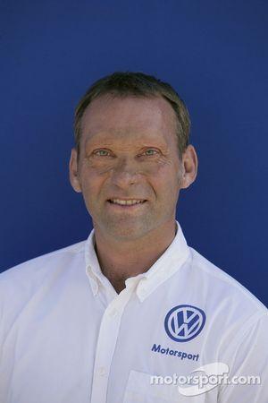 Volkswagen Motorsport: Kris Nissen