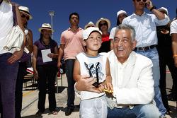 Le gouverneur de la province de San Luis