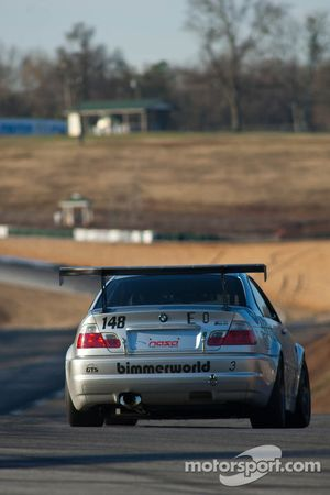 #148 Road Rage Racing 2002 BMW M3 Silver: Robert Gagliardo, Paul Prideaux, Ken Wilkinson, Joshua Smith