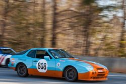 #808 Rainman Racing 1986 Porsche 944 Grey: Tim Nagy, David Leonard, Michael Roach