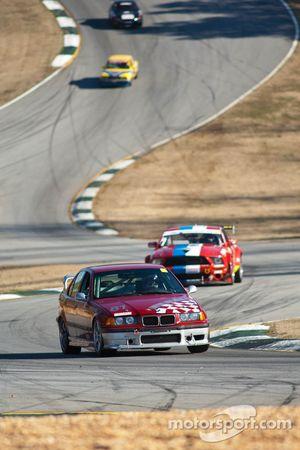 #81 Lanterne Rouge Racing 1997 BMW M3 Red: Jeff Warncke, Robbie Kollar