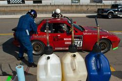 #314 Intellergy Solutions 1983 Porsche 944 Red: Tim Pruitt, Stacy Freeman, Jorge DeMacedo