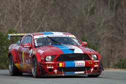 #3 VDS Racing Adventures 2007 Ford Mustang Red, whi: Raphael van der Straten, Christian Kelders, Chr