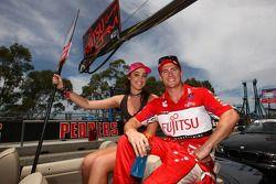 Lee Holdsworth, #33 Fujitsu Racing/Garry Rogers Motorsport