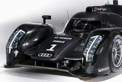 L'Audi R18 TDI 2011