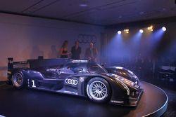 L'Audi R18 TDI 2011 avec Dr. Wolfgang Ullrich