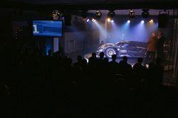 2011 Audi R18 TDI , media