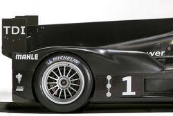 L'Audi R18 TDI 2011 (détail)