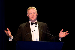 2010 FIA Prize Giving Gala Master of Ceremonies Rory Bremner