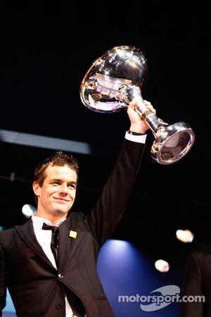 Le champion FIA World Rally Sébastien Loeb