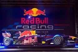 Voiture Red Bull au gala de remise des prix 2010 FIA à Monaco