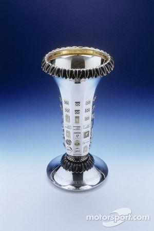 Formule 1 trofee voor constructeurs