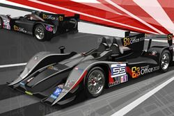 Rendering of the Level 5 Motorsports Lola B11/40 LMP2