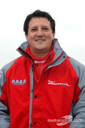 Team Dessoude: corijder Willy Alcaraz