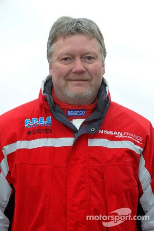 Team Dessoude : le co-pilote Denis Schurger