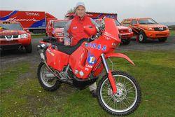 Team Dessoude : le rider Pierrick Bonnet