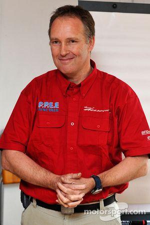 Team Dessoude: rijder Pierrick Bonnet