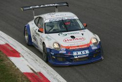 Gianluca Roda, winnaar van de 2010 Porsche Cup