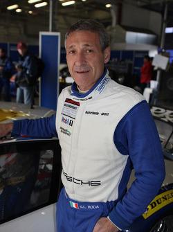 Gianluca Roda, gagnant 2010 de la Porsche Cup