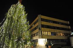 Ferrari'in family Christmas: Christmas Tree, Gestione Sportiva Maranello
