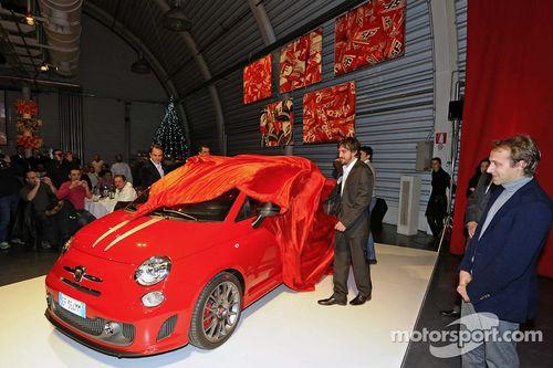 Ferrari fête Noël