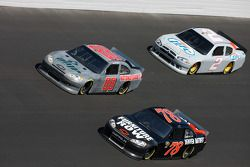 Dale Earnhardt Jr., Regan Smith and Kurt Busch