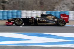 Bruno Senna, Lotus Renault GP Test Driver