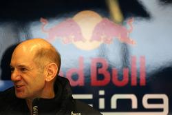 Эдриан Ньюи, технический директор Red Bull Racing