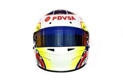 Pastor Maldonado, Williams helm