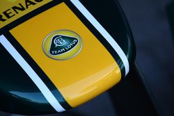 Team Lotus badge