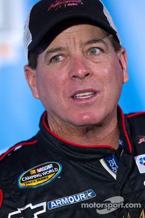 NASCAR Camping World Truck Series Ron Hornaday