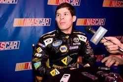 NASCAR Nationwide Series rijder Ryan Truex