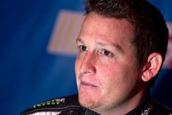 Le pilote NASCAR Camping World Truck Series Ricky Carmichael