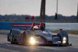 #63 Genoa Racing Oreca FLM 09: Eric Lux, Elton Julian, Christian Zugel