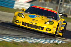 #3 Corvette Racing Chevrolet Corvette ZR1: Olivier Beretta, Antonio Garcia, Tom Milner
