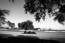 #05 Core Autosport Oreca FLM09: Jon Bennett