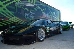 #002 Extreme Speed Motorsports Ferrari F 458 GTC