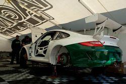#77 Magnus Racing Porsche GT3 Cup