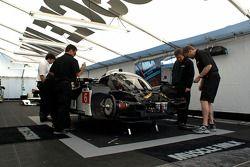 #6 Muscle Milk Aston Martin Racing Lola B08 62