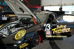 #23 Alex Job Racing Porsche 911 GT3 Cup