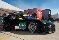 #045 Flying Lizard Motorsport Porsche 911 GT3 RSR