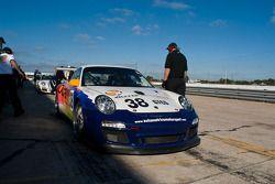 #38 Autometrics Motorsports Colours Inc. Porsche GT3: Fernando Pena