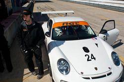 #24 NGT Motorsports Porsche GT3: Carlos Eduardo